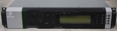 Ericsson Tandberg E5775 Evolution 5000 MultPass Encoder WITH Module 2