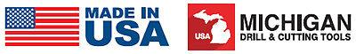 "1-5/8"" x 3/4"" Shank USA Drill, High Speed Steel, Screw Machines & Boring Mills"