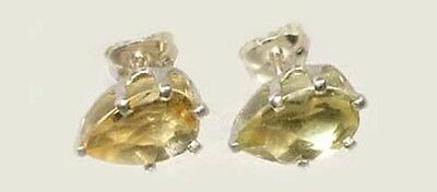 19thC Antique 2ct Citrine Scotland Ancient Biblical Hebrew Gem Roman Greek Magic 4