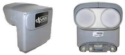 """NEW Dish 500 Bell ExpressVu 20"""" DPP Twin LNB 4"""