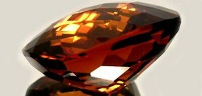 Handcrafted 37ct Russia Citrine Ancient Persia Rome Crystalized Sunshine Essence 3