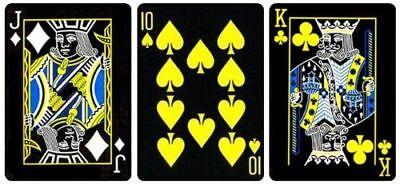 Svengali Black Scorpion Bicycle Deck Of Playing Cards Gaff Magic Tricks Force 5