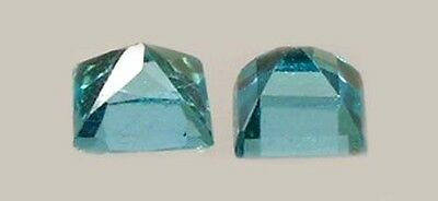 19thC Antique 2/3ct Apatite Gem of Medieval Athletes + Warriors Muscle Talisman 3