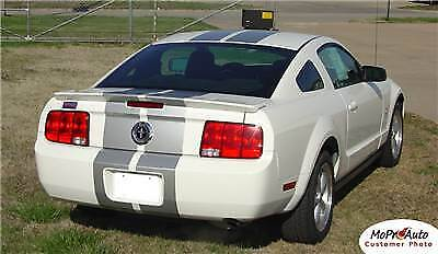 825 Mustang V6 Racing Rally 3M Pro Vinyl Stripes Decals Graphics 2008
