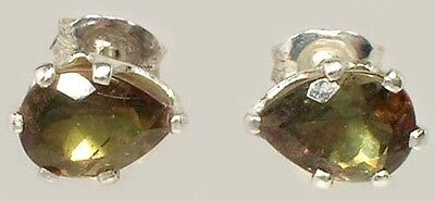 19thC Antique 1½ct Multi-Color Siberian Andalusite Medieval France Gem of Heaven 2