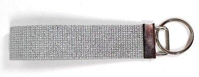 Key Fob Wristlet Key Chain Lanyard Crochet Wristlet Keychain Camera Key chain Boho Style Wristlet Key chain Handmade Wristlet