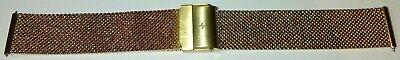 Bracelet de Montre Maille Milanaise 18 mm Couleur Argent - Marque AIGHT - Mesh 2