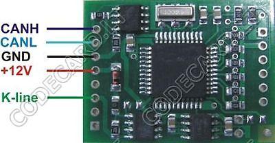 L99 AirBag Seat Occupancy Sensor Bypass Emulator for BMW E60 E63 E65 E87 E90