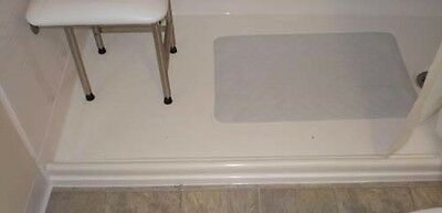 New Collapsible Water Retainer Shower Dam For Threshold Wheelchair Access 2