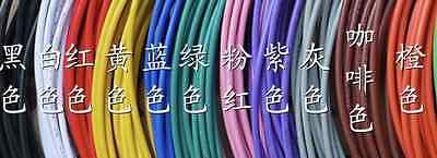 6 . 200PCS Electronics-Salon 10 Colors UL-1007 26AWG Wires Kit 150mm