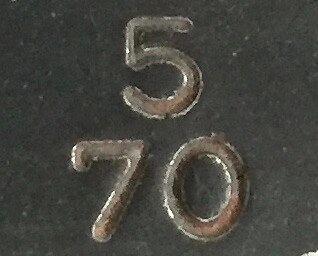 Chrome Windshield Washer Nozzle Porsche 356A 356B T6 356C 1948-65 644.628.741.02