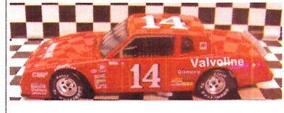 CD/_1523 #14 AJ Foyt   Valvoline Chevy  1:64 Scale DECALS
