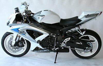 Suzuki GSX R1000 K8 2008 R/&G Left Replacement Aero Crash Protector CP201BL Black