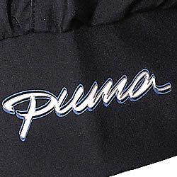 Gr.34-40 schwarz NEU Puma Damen Script 3//4 Hose Bequeme Freizeithose Pumphose