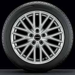 michelin primacy mxm4 zp 225 45 17 tire set of 2. Black Bedroom Furniture Sets. Home Design Ideas