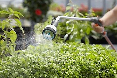 Gardena Gießstab Premium 18336-20 Giesstab Frostsicher Stabile Metallausführung