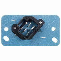 HVAC Blower Motor Resistor-DIESEL NAPA//ECHLIN PARTS-ECH BR25