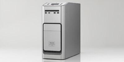 Ricoh PRO C7110X Color Digital Press Copier Printer SR5060 Bookletmaker C7100