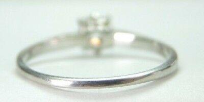 Antique Art Deco Vintage Diamond Engagement Ring Platinum EGL USA Ring Size 6.25 10
