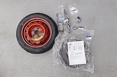 2011 - 2018 Hyundai Elantra Spare Tire Kit (tire Mounted) 2