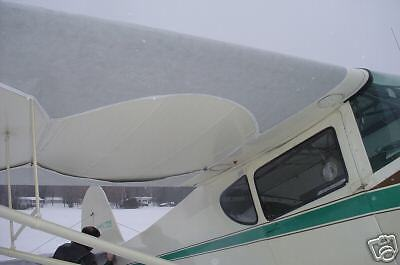 Piper Tripacer PA22, 20  Wing and Horizontal cover