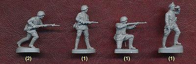1//72 German Elite Troops 1941-1943 FIGURES SET Zvezda 6180