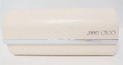 f9de3ee77f4f ... Jimmy Choo Eyeglasses JC 91 FIQ Grey Panther Print Italy 51mm New 2