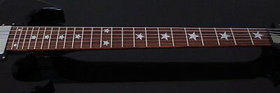 Everly Brothers Star Black Pearl Guitar Fret board Markers Inlay stickers