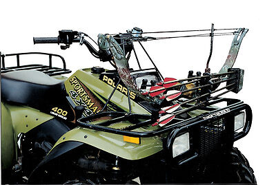 ATV2 15-0673 110-ATV2 All Rite Products Heavy-Duty All Terrain Double Gun Rack