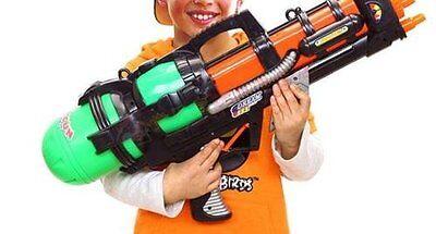 "23"" Giant Water Gun Pump Action 65cm Mega Super Soaker Beach Garden Toy 921 3"