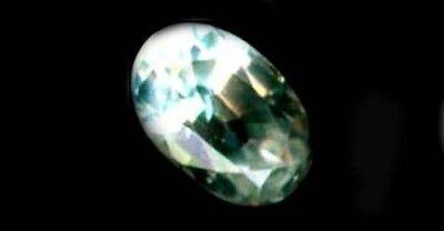 19thC Antique ¾ct Zircon Gem of Ancient Pre-Solar System Meteorite 4½ Billion BC 3