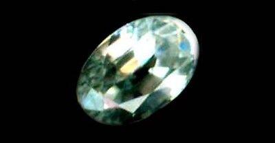 19thC Antique ¾ct Zircon Gem of Ancient Pre-Solar System Meteorite 4½ Billion BC 2