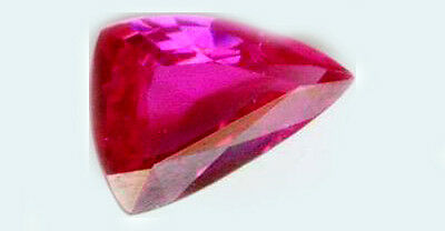 Rose Sapphire 2ct+ Antique 19thC Medieval Sorcery Psychic Anti-Black Magic Gem 2