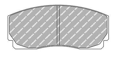 FERODO DS3000 AP Racing CP2361 AP Forest - 4 Pot Caliper Front Brake Pads  Set