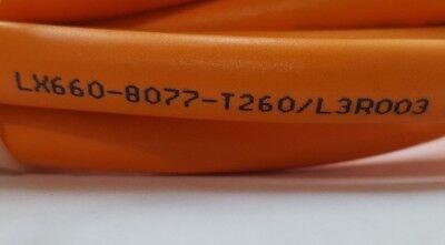 FANUC LX660-8077-T260/L3R003 Servo Signal Cable (R2S14.6B3)