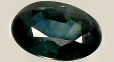 Antique 19thC 1ct Sapphire Gem of Ancient Rome Persia Sorcery Oracles Prophecy 2