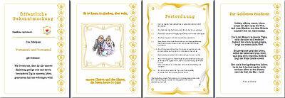 Goldene Hochzeit Festzeitung Goldhochzeit Geschenk 50