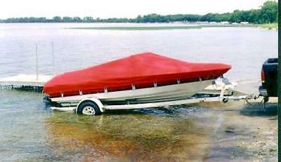 BLUE BOAT COVER FOR GLASTRON 1900 I//O 1991-1992