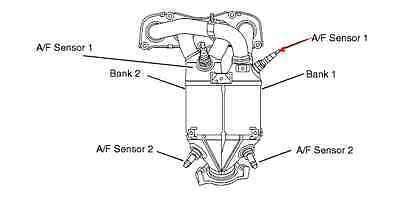 Fuel Ratio Sensor rav4 2001-2003 Fit for TOYOTA OEM DENSO 234-9023 Air
