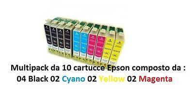 WE1812 CARTUCCIA Ciano XL COMPATIBILE x Epson Expression Home XP-102