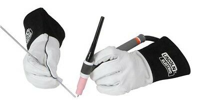 Lincoln Electric Premium Leather TIG Welding Gloves K2983 Medium