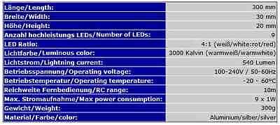 Aquarium  Led Beleuchtung Tageslichtsimulator Sonnenuntergang Mondlicht Ab7Ww 12
