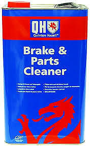 BRAKE AND CLUTCH CLEANER ELIMINATES BRAKE SQUEAL 5L ( Polygaurd / Polygard / QH) 2