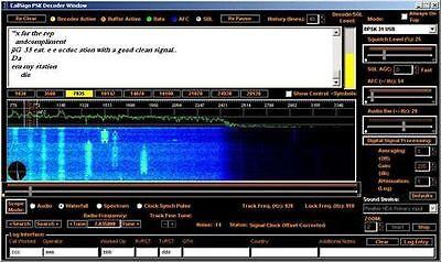 ScopeStationUltra Receiver Control Software ICOM IC-R75 2