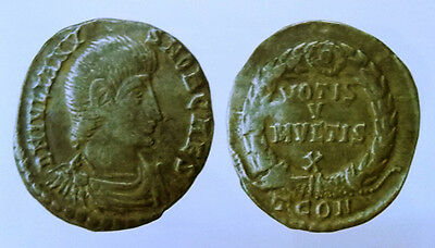 Frome Coin Hoard Roman Province Britain Lost Emperor Carausius AD 286 10