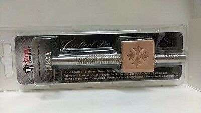 Craftool Pro Stamp-Geometric G2293 Tandy Leather 82293-00 **FREE SHIPPING!