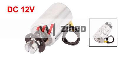 MQ8-Z45B DC 12V 10mm Stroke Force Pull Type Solenoid Electromagnet 3.8x 6cm 4