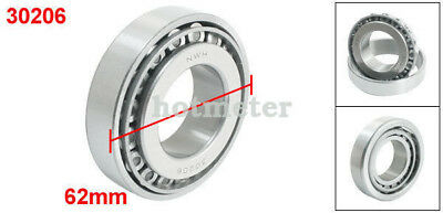 H● 30206 30x62x17.25mm Single Row Tapered Roller Bearing. 4