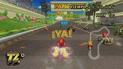 Nintendo Wii Konsole inkl. Controller & Spiele wie Mario Kart, Wii Fit, Sports 4