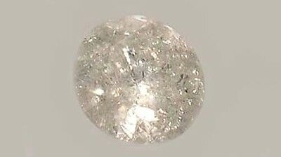 Antique 19thC Handcut ½ct+ Siberian Diamond Medieval Royal Gem Fearless Virtue 2